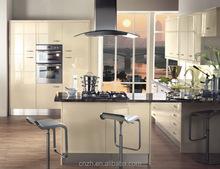 Waterproof whole kitchen cabinet set