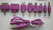 Newly Colorful Mobile Phone DC Plug