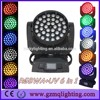 ktv led zoom lighting 36 leds 6-1 disco wash equipment manufacturer offer first hand price