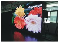 High Definition P10 outdoor Flexible Led Curtain