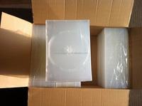7mm Slim DVD Box Super Clear machine pack