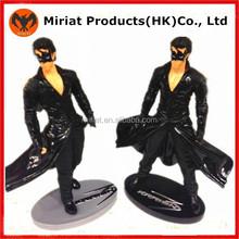 Custom design plasic Krissh action figure
