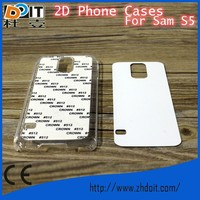 Phone Case For iphone and for Sam S5 2D cases for cellphone/mobile phone,Christmas gift