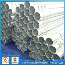 Hot dip galvanized steel pipe/greenhouse construction