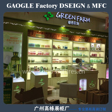 2015 new fashion design retail store shelves for perfumes