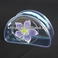 High Quality Clear Vinyl Cosmetic Bag