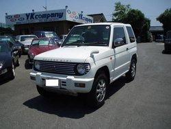 1998 MITSUBISHI PAJERO MINI XR-2 4WD /SUV/ Used car From Japan / ( bl0006 )