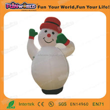 2014 christmas decoration inflatable snowman