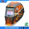 flame skull welding helmet/ automatic welding helmet with EN379