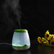 Clover plastic promotional exquisite usb desktop air humidifier