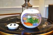 hot sales simple design fiberglass fish tank