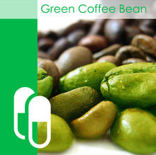 Green Coffee Bean Extract Private Label Supplements Contract Manufacturer