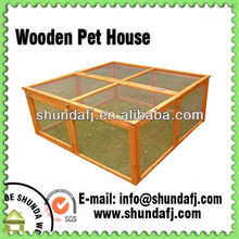 SDR08 Wooden Cages for Rabbits