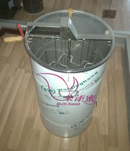 2 Two Frames Manual Honey Extractor Used for Beekeeping Machine Extract Honey