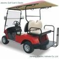 carrito de golf eléctrico jn2028ksz 4 plazas carrito de golf