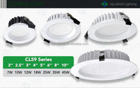 LED Downlight 12W Surface Mounted Ceiling Lamp Square Panel Light Plafond SMD Lights For Home Bathroom Indoor Lighting