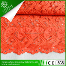 2015 good quality for swiss voile lace in switzerland/african swiss voile lace/thanksgiving FY3042