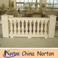 Chinese Colors Marble stone Baluster,balustrades & handrails,decorative outdoor handrailsF-MB083R