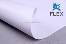 Backlit flex banner