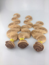 High quality products 27# peruvian hair body wave hair attachment for braids