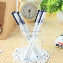 Hot selling Plastic Gel Pen/Promotional Popular Gel Pen/ School&Office Cheap Gel Pen
