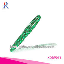 Hot Sale Bling Rhinestone Writing Pen With Crystal China Factory