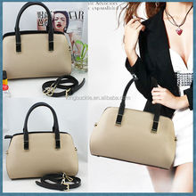 Occident style Real leather design new hand bag women 2014