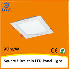 With CE ROHS CCC approved super quality Aluminum+LGP circle mounted led surface panel light