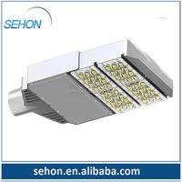 aluminum led street light 60w lighting pavements