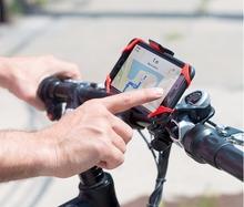 Universal Car Steering Wheel Bike Clip Mount Holder for ipad