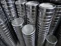 Aço inoxidável peneira de teste padrão/peneira vibratória/aramefarpado peneira