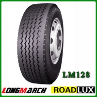 all steel radial truck tyre LONGMARCH China truck tire price tire