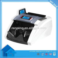 RP3398 Chain note detection White cashtron note counting machine