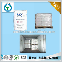 rutile titanium dioxide with BV and SGS certification