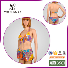 New Design Perfect Printed Polyester new models xxx hot sex bikini young girl swimwear