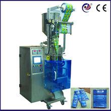 small four side seal sachet ketchup packaging machine