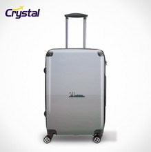 2015 Newly Developed ABS+PC Print Trolley Luggage/Bags/Suitcase/Backpack