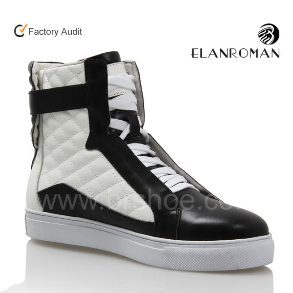 2014 parte superior de alta moda zapatillas de deporte zapatos de los hombres