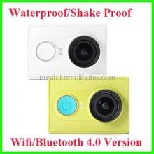 WIFI Sport Video Camera Bluetooth 4.0 Standard Travel HD Digital Video Camera