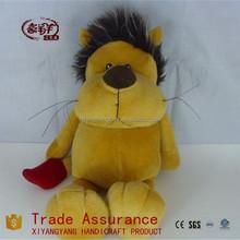 custom plush lion toy, stuffed lion plush toy, soft toy plush lion