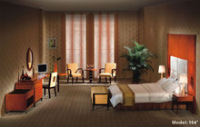 Alibaba express bois massif hôtel chambre meubles turque design personnalisé provinciale hôtel chambre meubles R104