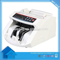Hot Selling 2108B Half note detection money counter for japanese yen(jpy) & usd
