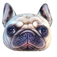 High Quality Throw Pillow Cover Lovely Pet Dog Creative Design Car Seat Cushion Cute Animal Pillowcase
