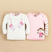 NEW 2015 Wholesale baby clothing wholesale baby tshirt 100%cotton design