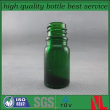 available stock 5ml colorful glass bottle with childproof cap