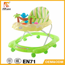 Top grade unique baby walker china with certificate