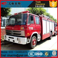 Size of fire truck 3-16m3 , Fire rescue vehicle , Rescue fire truck for sale