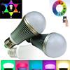 Multi-color Wifi light bulb E27 7.5W Sound Led mi. light wifi bulb