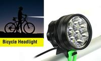 New design led light bicycle mountain bike light led torch made in China