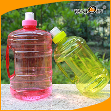 1.2L/2.2L BPA Free PET Plastic Water Jug with Side Handle